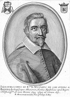 11 novembre 1644: Niccolo Guido di Bagno Zzcardifferenti047